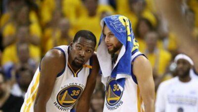 NBA – Curry résume l'ère Durant à Golden State en 11 mots