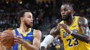 NBA – Les 5 grosses franchises sur un ancien des Warriors