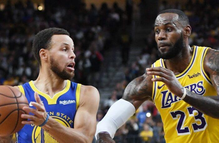 LeBron James a adoré le retour de Steph Curry