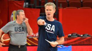 NBA – Steve Kerr pointe la raison de l'échec de Team USA au Mondial