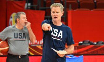 Steve Kerr explique l'échec de Team USA