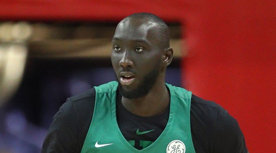 Tacko Fall blessure