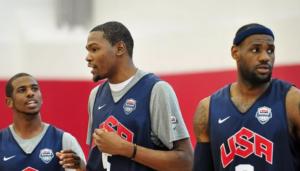 NBA – Les 44 finalistes de Team USA pour les JO dévoilés !