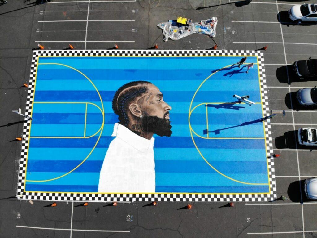 NBA – L'hommage de Matt Barnes pour Nipsey Hussle