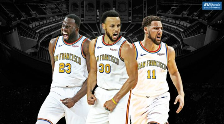 Nouveau maillots Warriors