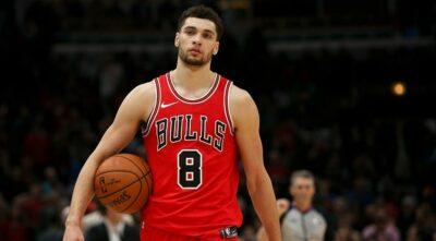 NBA – La note de Zach LaVine dans 2K21 fait polémique, il réagit