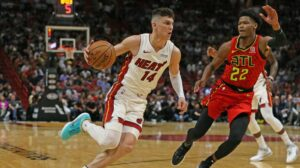 NBA – Tyler Herro cartonne au scoring et rejoint Dwyane Wade dans l'histoire