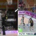 Champions League – Le dunk de l'année pour Abdoulaye Loum !
