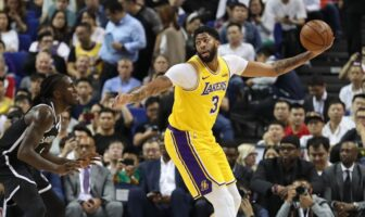 Silence Lakers Nets NBA