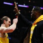 NBA – La grosse déclaration d'amour de LeBron James pour Alex Caruso