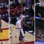 NBA – Derrick Jones signe le premier poster de la saison !