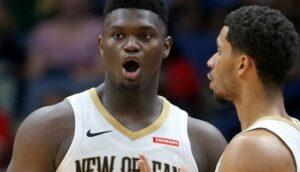 NBA – Josh Hart revient sur le gros vent de Zion Williamson