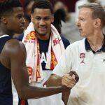 NBA – David Fizdale fait appel à Vincent Collet pour tirer le meilleur de Frank Ntilikina