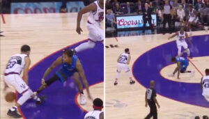 NBA – Fred VanVleet casse violemment les chevilles de Markelle Fultz !