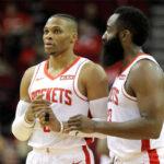NBA – Harden et Westbrook sur le départ ? La réponse cash de leur nouveau coach