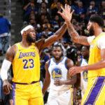 NBA – Anthony Davis raconte le dîner où LeBron lui a offert le numéro 23