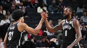 NBA – DeAndre Jordan ou Jarrett Allen, qui sera titulaire ?