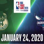 NBA – Les détails pour la vente et prévente du match à Paris
