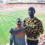 NBA – L'étrange bromance de Tacko Fall avec Grant Williams