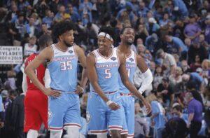 NBA – De'Aaron Fox et Marvin Bagley donnent la clé du succès des Kings