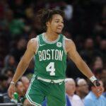 NBA – Carsen Edwards, droit aux buts