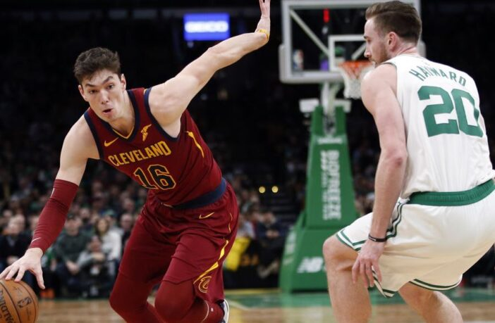 Cedi Osman Gordon Hayward