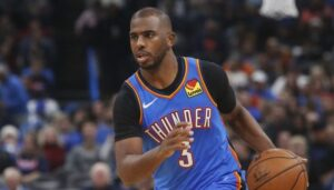 NBA – Chris Paul visé par une franchise ambitieuse de l'Ouest