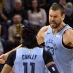 NBA – Mike Conley inspiré par la réussite de Marc Gasol