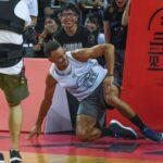 NBA – Steph Curry se lance sur la polémique chinoise