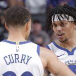 NBA – Steph Curry réagit à la disasterclass de son beau-frère Damion Lee