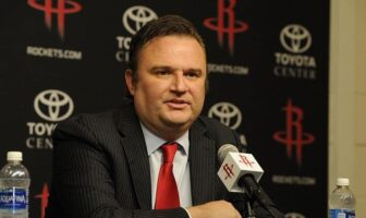 Daryl morey sanction