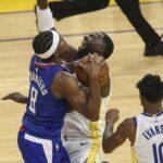 NBA – Deux nouveaux blessés chez les Warriors