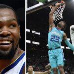 NBA – Le meilleur 5 de la ligue avec le joueur le plus grand à chaque poste