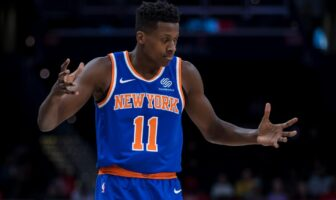 Frank Ntilikina New York Knicks