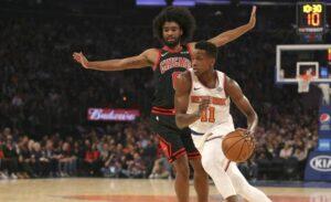 NBA – Frank Ntilikina encensé par David Fizdale