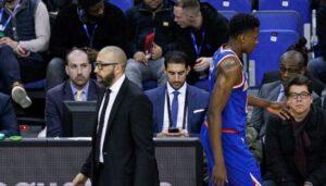 NBA – David Fizdale explique pourquoi il snobe Frank Ntilikina
