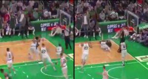 NBA – Marcus Smart et Giannis pas d'accord après leur accrochage
