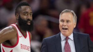 NBA – James Harden parle de son nouveau move et répond à Mike d'Antoni