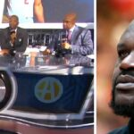 NBA – Shaquille O'Neal en deuil, séquence forte durant Inside The NBA