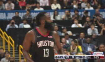 James Harden NBA Rockets