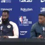 NBA – Un agent explique pourquoi aucun joueur ne parlera sur la Chine