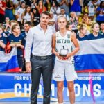 EuroBasketWomen – La pépite Juste Jocyte, 13 ans, appelée pour la première fois en A !