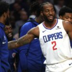 NBA – La photo virale de Kawhi Leonard postée par les Clippers
