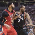 NBA – Anthony Davis revient sur l'épisode Kawhi Leonard aux Lakers
