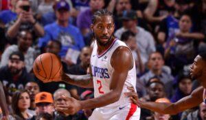 NBA – Kawhi Leonard recadre les Clippers après la défaite face aux Suns