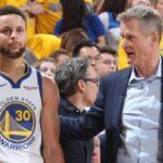 NBA – La déclaration inquiétante de Steve Kerr sur Steph Curry
