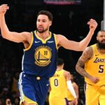 NBA – Klay Thompson donne son avis sur les Lakers