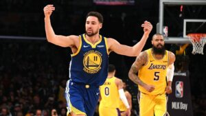 NBA – Excellente nouvelle pour Klay Thompson !