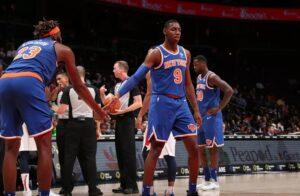 NBA – Les Knicks mettent un de leurs top players sur le marché