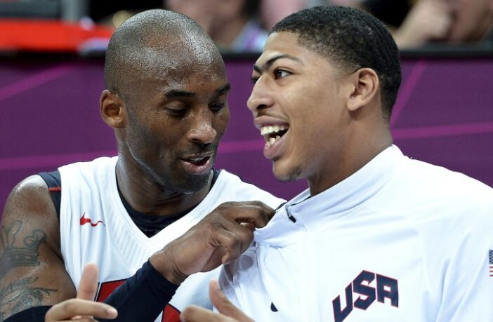 Kobe Bryant Anthony Davis